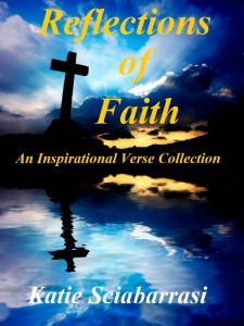 front cover reflections of faith book